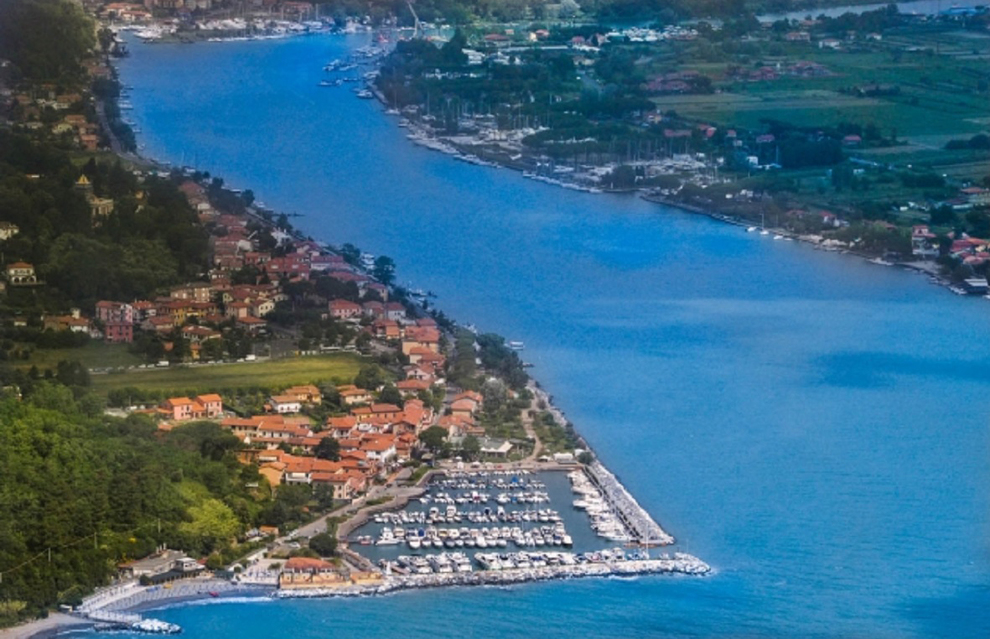 Il delta del Magra: attività sportive, sailing e proprietà in vendita