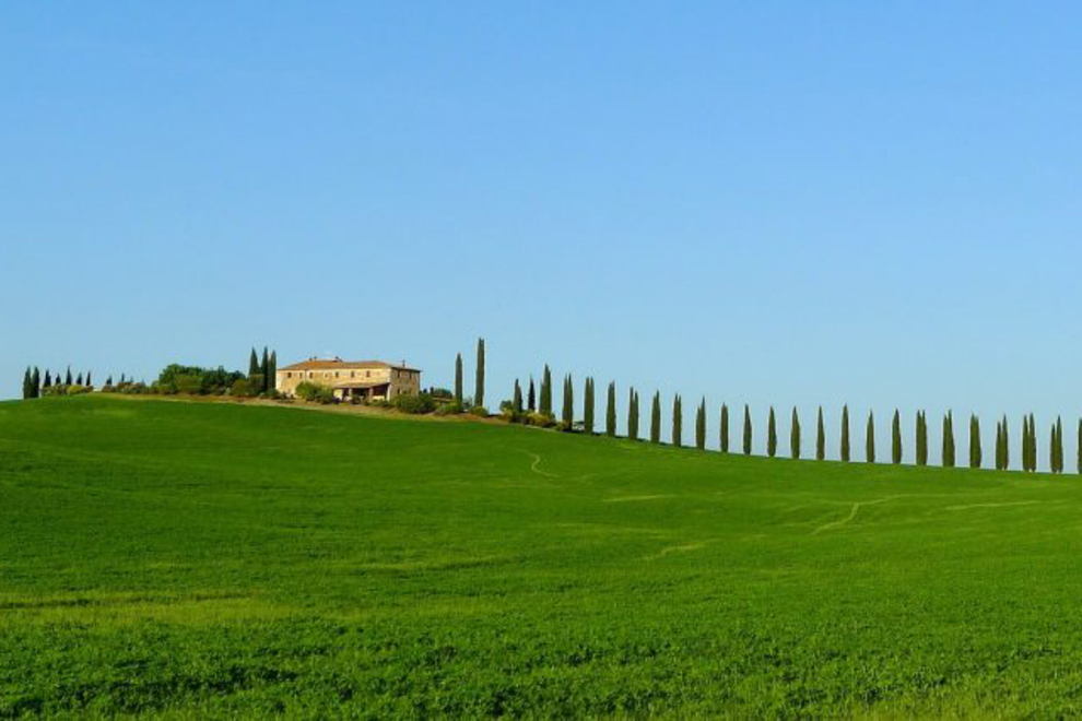 Houses for sale in Tuscany, the real estate market