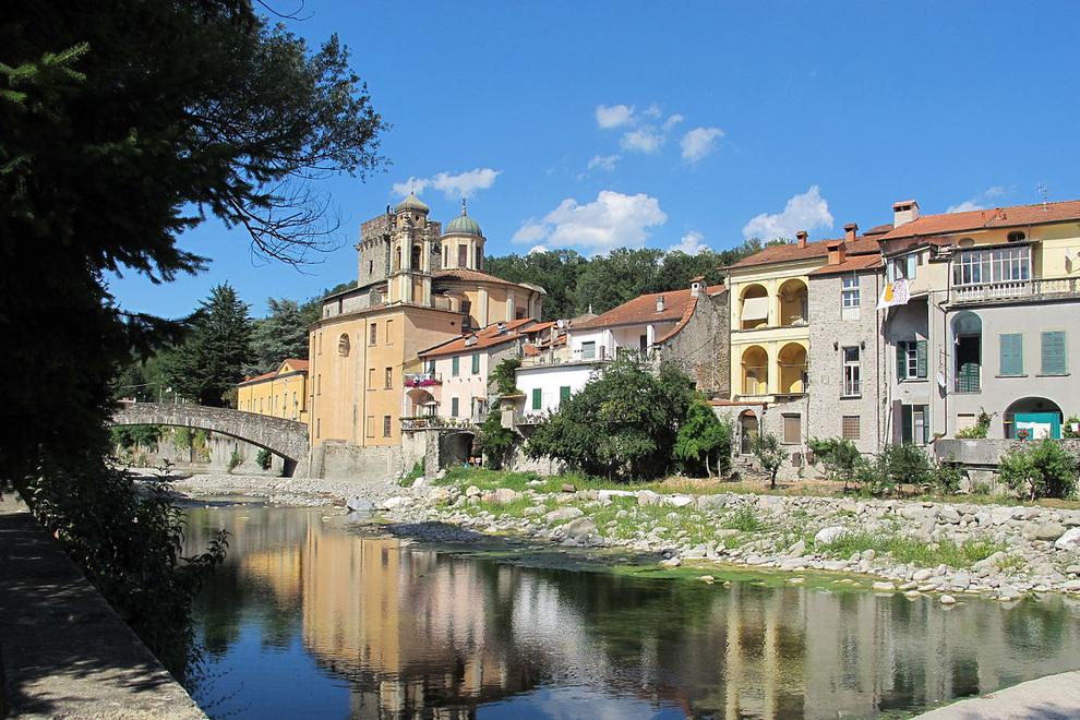 Lunigiana, magisches Land
