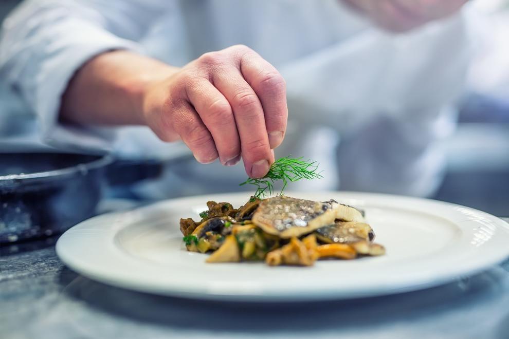 Starred restaurants among luxury properties in Versilia, Tuscany