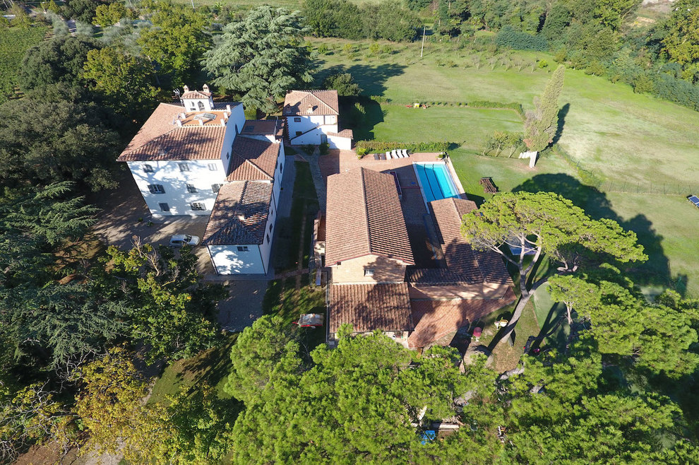 Luxury real estate in Tuscany, sales on the rise