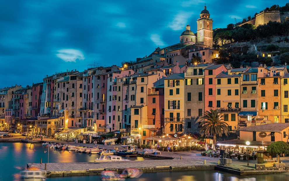 Luxury real estate for sale in Portovenere, an ancient fishing village