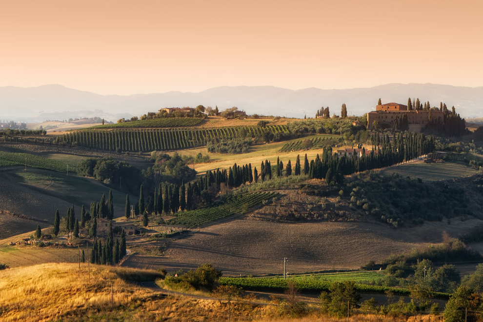 Why buy a house and move to live in Tuscany