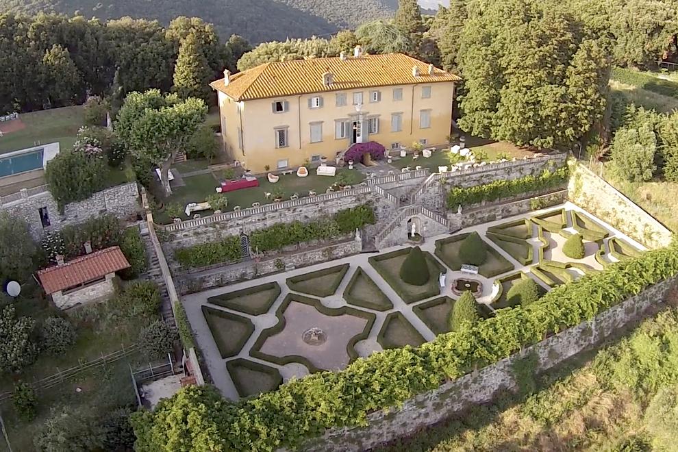 Lucca, ville e dimore storiche, in vendita la nobiltà di altri tempi