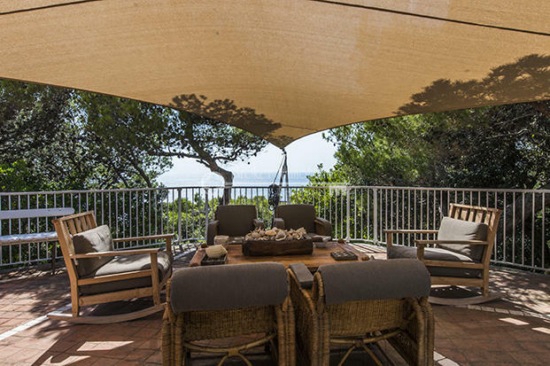 Splendida villa vista mare in vendita sulla costa degli Etruschi